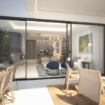 The Island is an innovative residential project located in a tranquil front line beach setting on the Costa del Sol. Located in the most exclusive part of Estepona's western outskirts