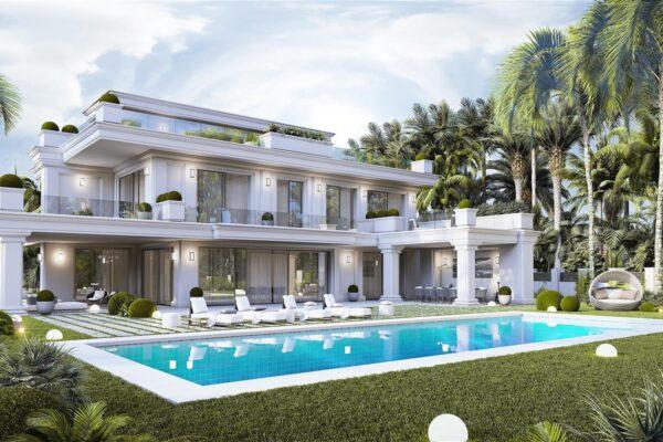 Lomas De Marbella Villas, The Golden Mile