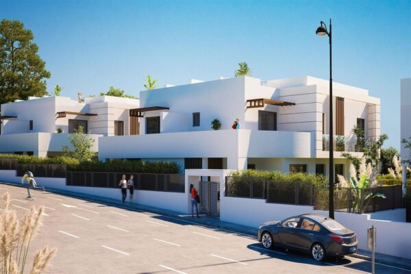 Los Miradores Townhouses, New Golden Mile